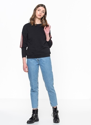 Fashion Friends Sweatshirt Siyah
